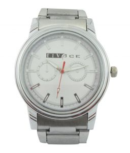 Elvace Silver Charmyee Men Watches - (product Code - 503)