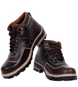 Elvace Chocklaty-brown Snow Boot-5012