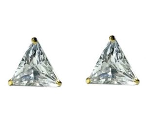 Fashblush Forever New Love Triangle Alloy Stud Earring Fb20133