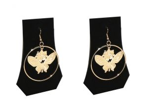 Fashblush Forever New Butterfly Dazzle Alloy Dangle Earring Fb20146