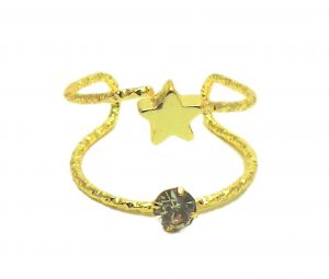 Fashblush Forever Young Starry Night Alloy Ring
