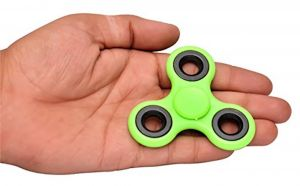 Fashblush Lime Green Fidget Hand Spinner Anti Anxiety, Stress Reliever High Quality (green) (product Code Fb72035)