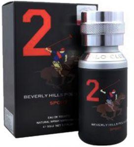 Beverly Hills Perfumes (Men's) - Beverly Hills Polo Club No 2 Perfume EDP - 50 ml(For Men, Boys)