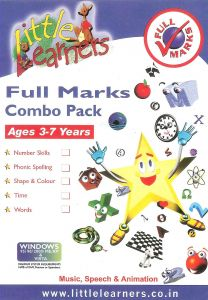 Full Marks Combo Pack