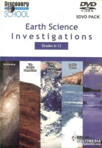 Educational, Reference Software - Discovery Channel School - Earth Science Investigations