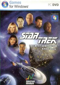 Star Trek The Next Generation PC Games