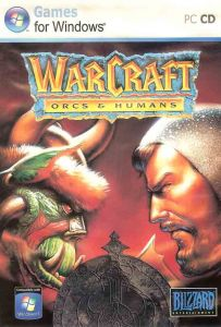 PC Games - WarCraft - Orcs & Humans PC Games