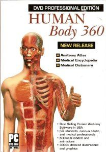 Explore Human Body 360 Professional Edition