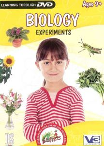 Biology Experiments Ages 9