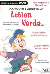 Action Words Vol.1