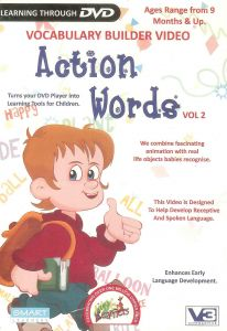 Action Words Vol.2