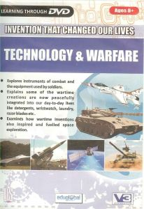 Educational, Reference Software - Invention That Changed Our Lives : Technology & Warfare