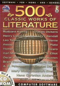 500 Classic Works Of Literature