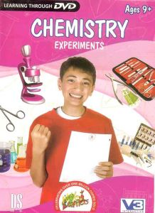 Chemistry Experiments Ages 9