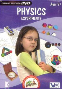 Physics Experiments Ages 9