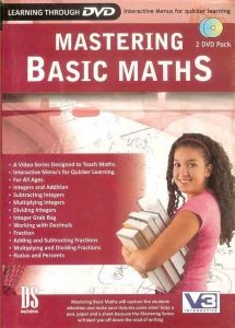 Mastering Basic Maths (2 DVD Pack)