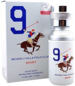 Beverly Hills Perfumes (Men's) - Beverly Hills Polo Club No 9 Perfume EDP - 50 ml(For Men, Boys)