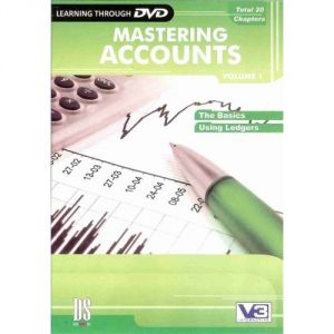 Mastering Accounts Vol.1 On DVD Video