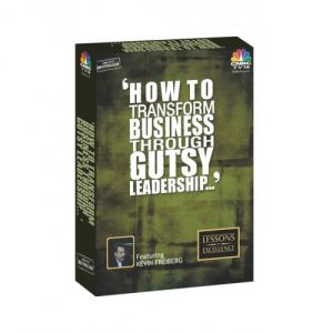 How To Transform Business Through Gutsy Leadership VCD