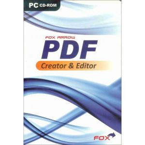Software - Fox Arrow - PDF Creator & Editor