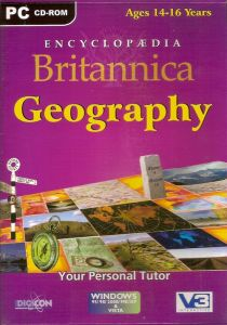 Encyclopedia Britannica Geography (ages 14-16)
