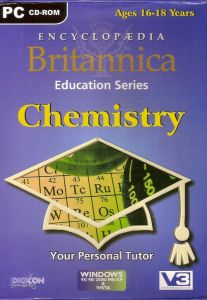 Encyclopedia Britannica Chemistry (ages 16-18)