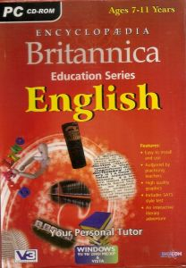 Encyclopedia Britannica English (ages 7-11)
