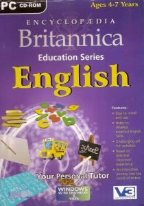Encyclopedia Britannica English (ages 4-7)