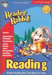Educational, Reference Software - Reader Rabbit Reading