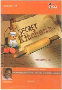 Educational, Reference Software - Secret Kitchens: International With Bikramjit Ray