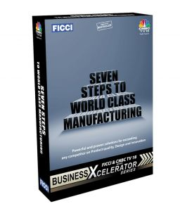 Business, Finance Software - Seven Steps to World Class Manufacturing