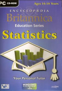 Educational, Reference Software - ENCYCLOPEDIA BRITANNICA STATISTICS (16-18)