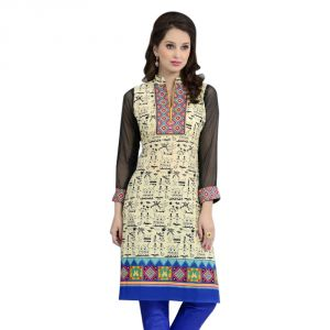 Sinina Multi Color Un Stitched Cotton Embroidered Dress Material (code - Lwb316)