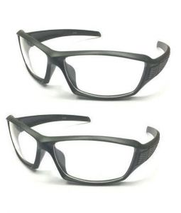 Omrd Set Of 2 Night Driving Glarefree Sunglasses With Clear Lens
