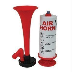 Sports Equipment - Hand Held Cheer Air Horn Pump Large Sound Maker