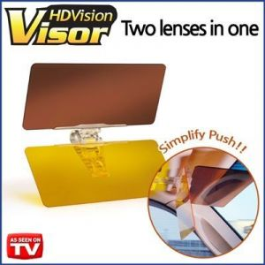 Connectwide-hd Car Vision Visor