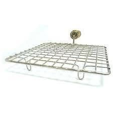 Omrd Steel Roaster/ Grill Stand/ Wire /for Papad