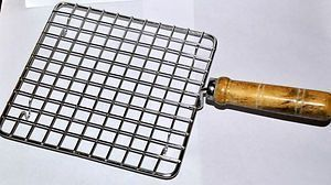 Omrd Barbecue Grilling Stainless Steel Roasting Net