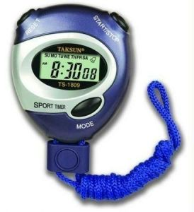 Omrd Sports Quartz Timer Digital Stop Watch