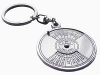50 Years Calender Keychain Spin Calender