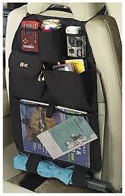 Car Accessories (Misc) - Omrd Connectwide-car Back Seat Organizer Storage Bag Multi-pocket Black