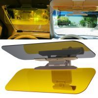 Car Accessories - HD Car Anti-glare Dazzling Goggle Day & Night Vision Driving Mirror