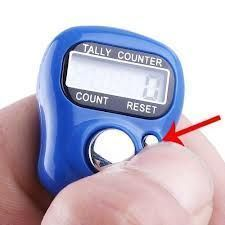 Omrd Hand Tally Counter