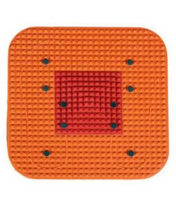 Snr Acupressure Magnetic Equipment Orange 5 MM Mat