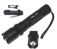 Police Brand Self Defense Women Stun Gun Rechargeble With Shock Torch