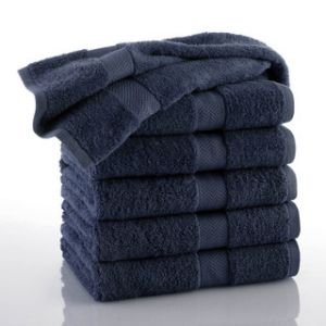Towels - Welhouse India 100% cotton set of 6 face towel FCT_N-008