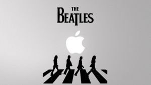 10 AM Beatles Decal ( Db14 )