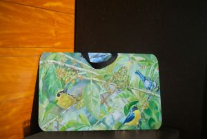 10 AM Birds Lap Pad ( Lpbir8 )