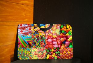 10 AM Candy Lap Pad ( Lpcan9 )