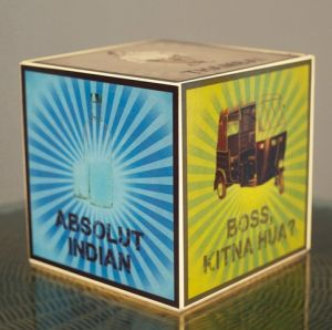 10 AM India Funny Cube Lamp ( Laclif07 )